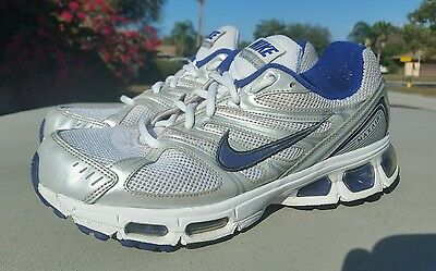 Womens Nike Max Air Tailwind Ipod Ready Running Shoes Sz 9.5 M