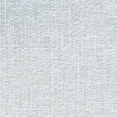 Zweigart 28 count Cashel Linen Cross Stitch Fabric 49 x 69cms Pearl Lurex