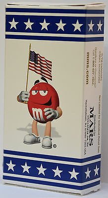 Donald Trump Plain M&M Chocolate Candy Presidential White House Air Force One