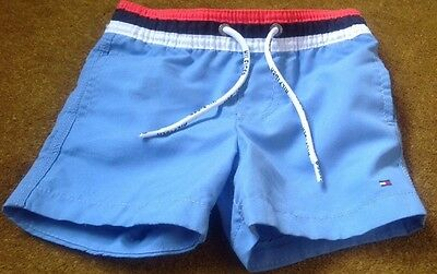 New Tommy Hilfiger Baby Boys Swim Shorts Age 12 m Eur 80