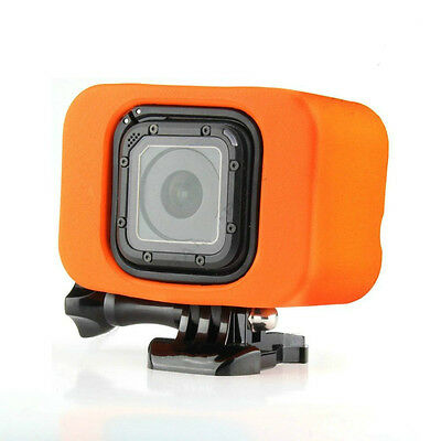 Hot Sale Orange Floating Floaty Box Protect Case For GoPro Hero 4 Session TO