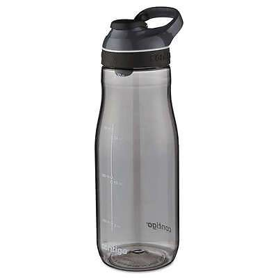 Contigo® Cortland AUTOSEAL Water Bottle, 32 oz, Smoke, Plastic 840276108280