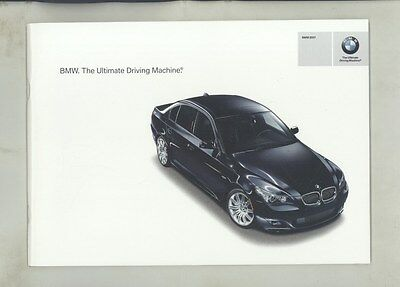 2007 BMW Full Line Brochure Z4 M6 M5 d0980