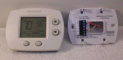 Honeywell 5110D 1022 Non-Programmable Thermostat-Heat and AC