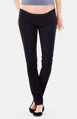 Ingrid & Isabel | Ponte Knit Skinny Maternity Pants  Black Size 2 $98