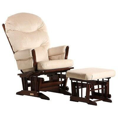 Dutailier Ultramotion- 2 Post Glider Multiposition,Recline and Ottoman Combo- Co