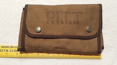 University of Pittsburgh Medical School Instrument Pouch