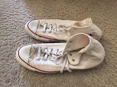 Vintage Converse Chuck Taylor  High Top All Star Shoes