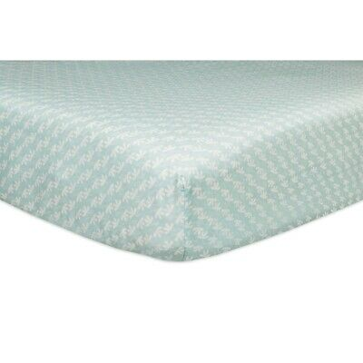 babyletto Fleeting Flora Fitted Crib Sheet - T11050
