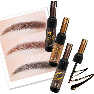 New Peel-off Eye Brow Tattoo Tint Dye Gel Eyebrow Cream Waterproof Long Lasting