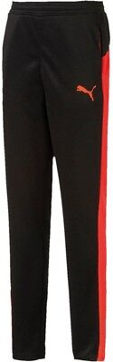 Puma Active Dry Poly Junior Training Pants - Black