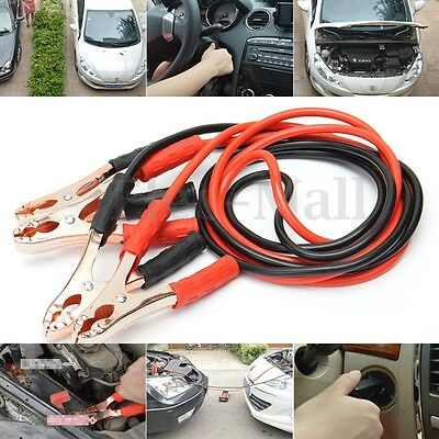 6.5FT Booster Cable Automotive Emergency Power  Battery Jumper Cord 200A Car