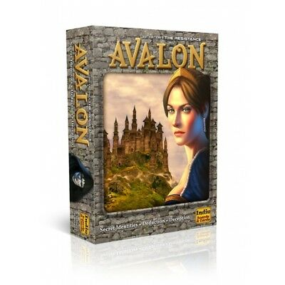 The Resistance Avalon Card Game - Brand New!