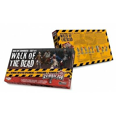 Zombicide Walk of The Dead Set 1 - Brand New!
