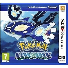 Pokemon Alpha Sapphire 3DS Game - Brand New!