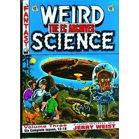 EC Archives Weird Science Volume 3