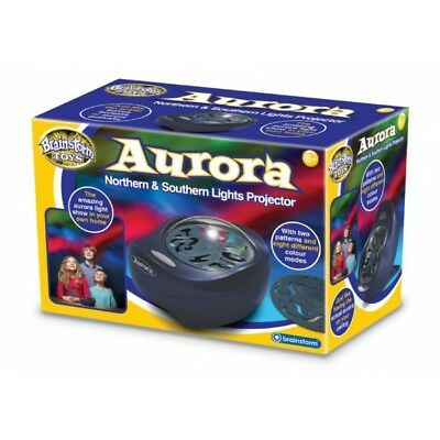 Brainstorm Toys Aurora Northern & Southern Lights Projector - Brand New!