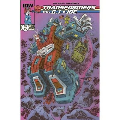 Transformers vs G.I. Joe Volume 2