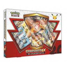 Pokemon TCG Red & Blue Collection: Charizard EX - Brand New!