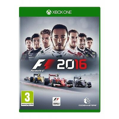 F1 2016 Xbox One Game - Brand New!