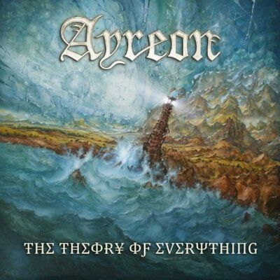 Ayreon - The Theory of Everything SPECIAL EDITION 3CD NEU OVP
