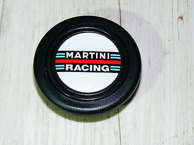 Martini Racing Hupenknopf Horn Button Porsche 911 RS Lancia Stratos Delta Alfa