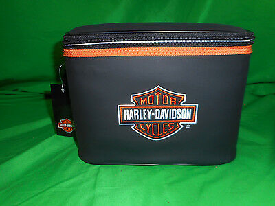 Harley Davidson Insulated Lunch Box / cooler  OEM CLP302304
