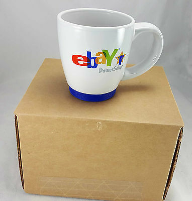 Collectible eBay Power Seller Coffee Mug Cup NEW in original box