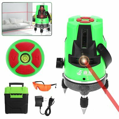 Professional Automatic Leveling 5 Line 1 Point Laser Level Laser Measure Tool