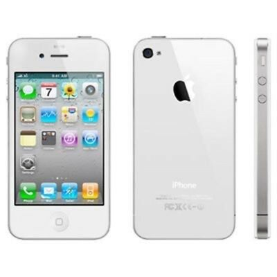 Apple iPhone 4 32GB - White ...TOP...