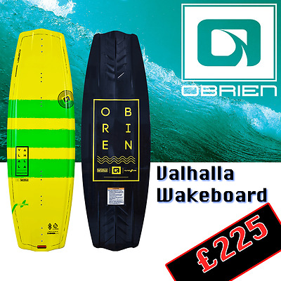 O Brien Valhalla Wakeboard 138 or 143 2017 BOAT CABLE PWC JETSKI