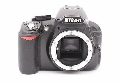 Nikon D D3100 14.2MP Digital SLR Camera - Black (Body Only) - Shutter Count:1850