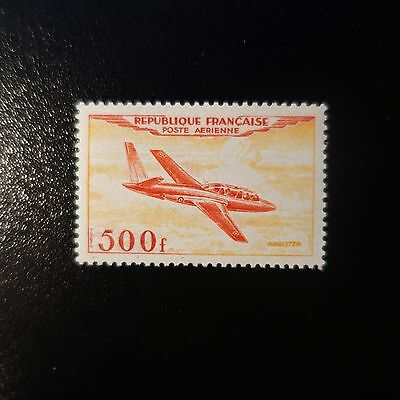 France Poste Aérienne Pa N°32 Magister Neuf ** Luxe Mnh Cote 250€