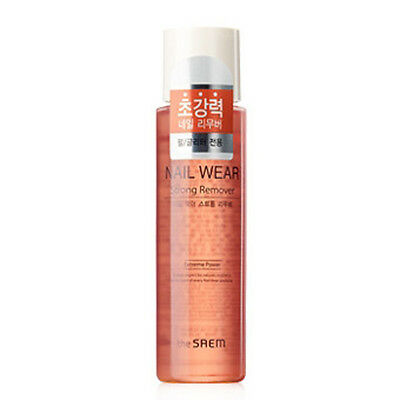 [the SAEM] the SAEM NAIL Wear Strong Remover 150ml