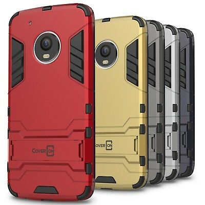 CoverON For Motorola Moto G5 Plus / Moto X 2017 Case Armor Slim Phone Cover