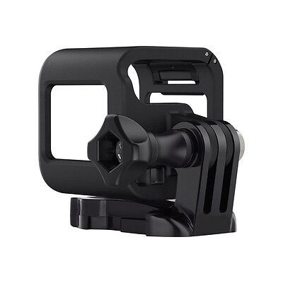Low Profile Housing Frame Cover Case Mount Holder for GoPro Hero 4 Session Cam#