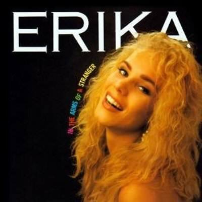 Erika - In The Arms Of A Stranger CD NEU OVP