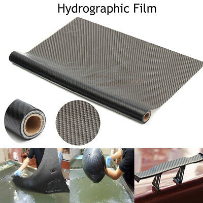 Hydrodipping Film Carbon Fiber Water Transfer Hydrodipping DIP Print Film 10M