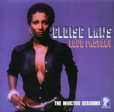 Laws, Eloise - Love Factory / The Invictus Sessions CD NEU OVP