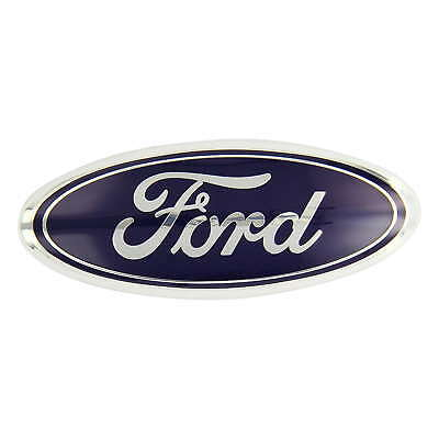 Genuine Fiesta Front Grille 'Ford Oval' Badge 2002-2008 MK6