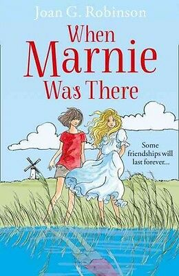 When Marnie Was There, Joan G. Robinson