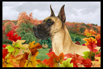 Indoor/Outdoor Fall Floor Mat - Great Dane 40020