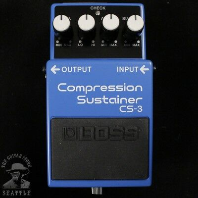 Fromel Modified Boss CS-3 Compression Sustainer