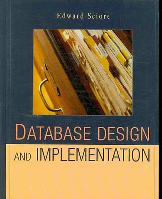 Database Design and Implementation, Edward Sciore