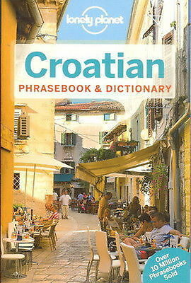 Croatian LONELY PLANET PHRASE BOOK