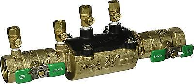 """Wilkins 1 350XL Double Check Lead Free Composite Vessel Valve Assembly 1"""""""