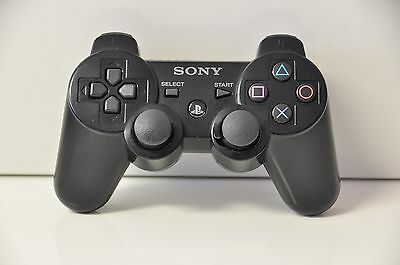 Genuine Sony Playstation 3 PS3 Wireless Dualshock 3 Controller (Cosmetic issue)