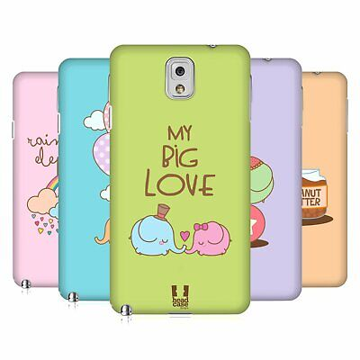 Head Case Designs Kawaii Elephant Hard Back Case For Samsung Phones 2