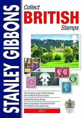 Collect British Stamps 2017, Hugh Jefferies