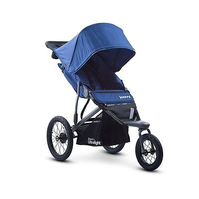 Joovy Zoom 360 Ultralight Jogging Stroller - Blue